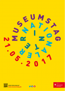 Plakat Internationaler Museumstag 2017